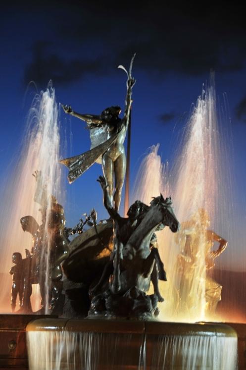 Princesa Fountain 2