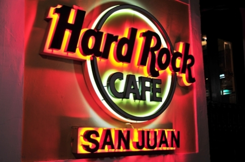 Hard Rock SJU