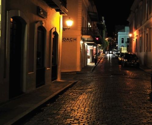 The Narrow Streets