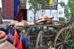 Wagon wheels keep onturnin